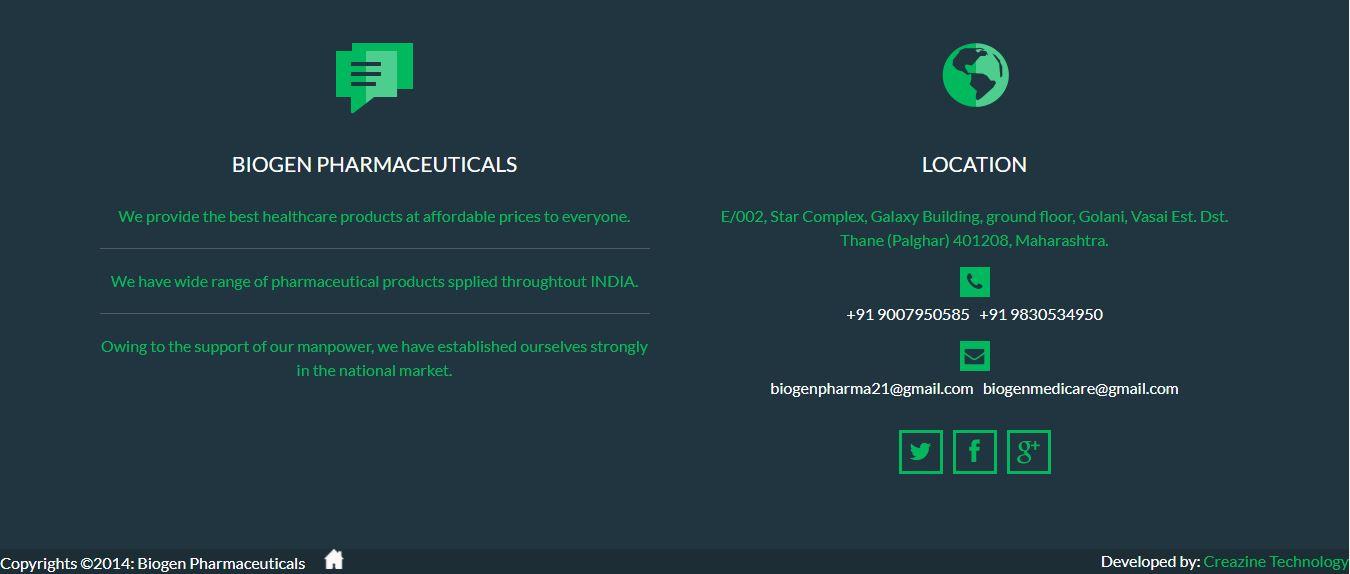 biogen pharma