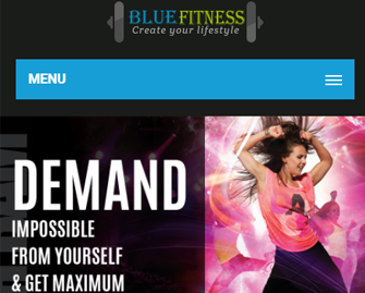 Blue Fitness