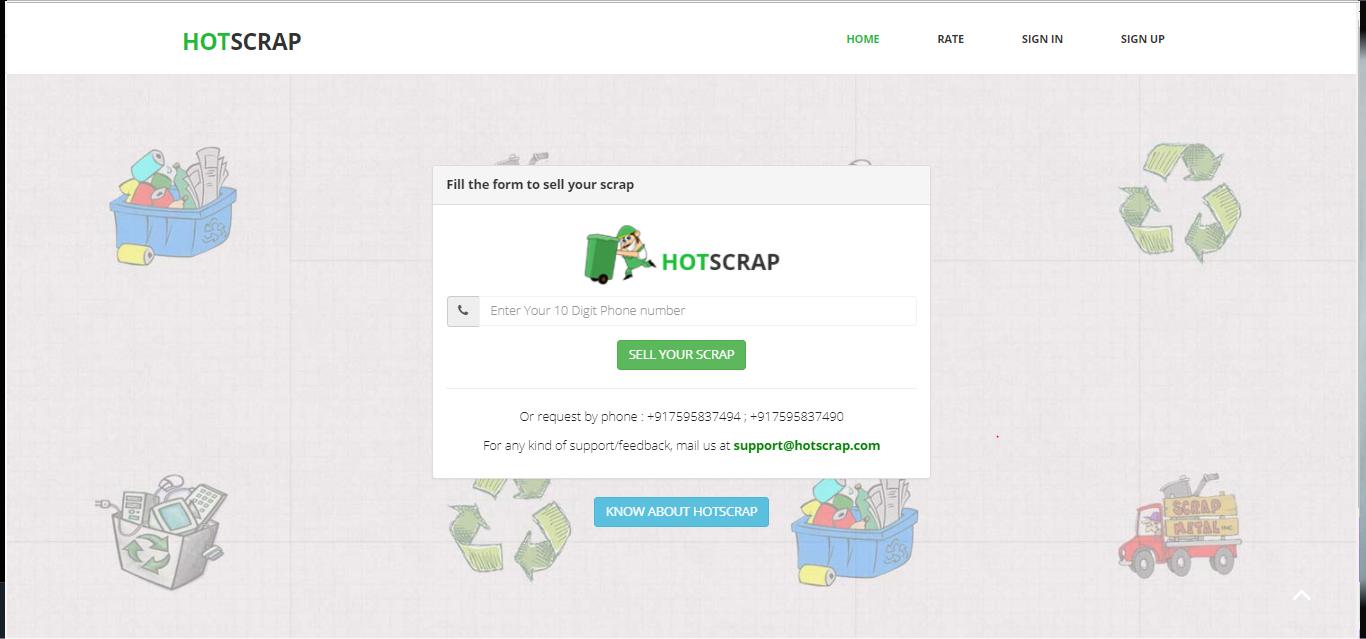 Hotscrap